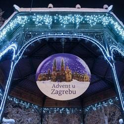 Der Advent in Zagreb