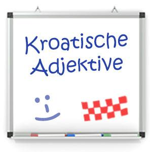 Adjectives in Croatian