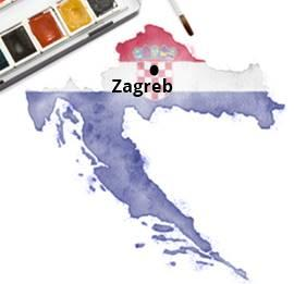 get to zagreb